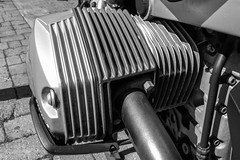 BMW (Francesco Ruotolo) Tags: bw bmw biancoenero motorcycle