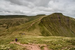 QDBB-1-15 (Michael Yule - I Can See For Miles) Tags: penyfan breconbeacons cwmgwdi cribyn wales unitedkingdom hiking walking mountains footpaths trails landscape outdoors nationaltrust nikond7100 18105mmlens
