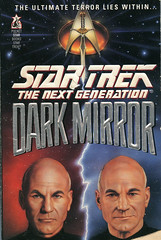 Novel-Star-Trek-The-Next-Generation-Dark-Mirror-by-Diane (Count_Strad) Tags: book novel coverart cover art page pages read startrek scifi enterprise series