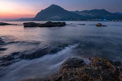 IMG_5176 (JIMI_lin) Tags: taiwan 基隆 深澳漁港 深澳岬角 番仔澳 基隆山 九份 sunrise