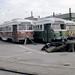 US MA Boston MBTA PCC 3334 3322 Ex-Dallas