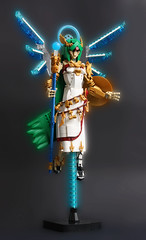 Palutena (Pate-keetongu) Tags: lego moc ironbuilder kidicarus nintendo smashbrothers ssb4 character