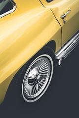 1966 C2 Corvette (crashmattb) Tags: corvette 1966 vette car classic generalmotors gm chevrolet chevy carshow carphotography automobile automotivephotography vintage classiccar vintagecar canon70d canon35mmf2isusm february 2017 wheel
