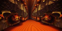 Last way for the Fools ! (eXalk) Tags: art fools abstract design digital dream deep death fantasy fractal grafik geometric computergrafik fragmentarium black dark devil