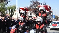 Türk polis teşkilatı günü çoşkuyla kutlandı! (habervideotv) Tags: coşkuyla günü kutlandı polis teşkilatı türk