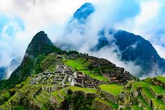 Machu Picchu (Mizrak) Tags: peru mountain machu picchu inka scenery culture south america