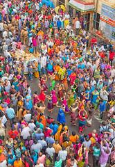 Dancers (Padmanabhan Rangarajan) Tags: kapaleeswarantemple chariot carfestival chennai dancers