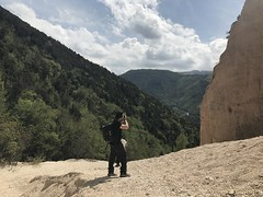 prospettive (Roberto Tarantino EXPLORE THE MOUNTAINS!) Tags: lame rosse lamerosse monti sibillini marche canyon montagna nuvole cielo primavera fiastra diga
