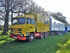 Foden 4325 M921 MVR - Chinese State Circus (Shaun Ballisat (Transport Photos)) Tags: classic old lorries lorry truck trucks vehicle vehicles circus chinese state foden 4325 m921 mvr m921mrv 4000 series gerry cottles cottle wonderland trailer trailers m921mvr
