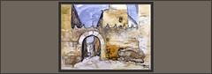 TORRE DEL COMPTE-PINTURA-ACUARELAS-MATARRAÑA-TERUEL-ARAGON-PORTAL DE LES CREUS-HISTORIA-MATARRANYA-ARQUITECTURA-CUADROS-ARTISTA-PINTOR-ERNEST DESCALS (Ernest Descals) Tags: torredelcompte matarranya matarraña teruel aragon españa spain arte artwork portal historia historicos history arquitectura portaldelescreus medieval medievales castillo castell poble pobles village pueblo pueblos paisaje paisajes paisatge paisatges piedras cruces portales monuments monumentos landscape landscaping pintar pintando ernestdescals acuarela acuarelas watercolor watercolors aquarel·la aquarel·les acuarelistas pintura pinturas viajar travel pintures cuadros cuadro quadres palstica pintor pintores pintors cronista painter painters paint pictures painting paintings artistas artist artistes