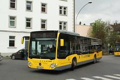 Mercedes-Benz Citaro C2 - VVV Stadtbus Feldkirch - FK-NIGG6 (Mr. Ibou) Tags: vvv stadtbus feldkirch vorarlberg
