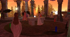 Avilion - Vinya Loa & Spring welcoming ceremony (Osiris LeShelle) Tags: secondlife second life avilion heart quendi druid druidry ceremony dance gathering awen shrine medieval fantasy roleplay vinya loa spring welcoming
