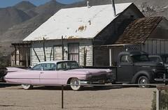 Pink Cadillac (gpa.1001) Tags: california owensvalley easternsierras ca395 pearsonville