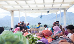 public boat (Sitoo) Tags: bangsal giliair giliislands indonesia lombok southeastasia asia asian asians boat captain crowded food island locals overloaded people publicboat tourists travel