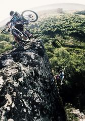EG_35 (AGATHA BOVEDA AGUIRRE) Tags: za sudafrica expedition race expedicion guarani eg2017 cyanosis ropes abseil bike tobati descend euskat