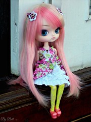 Victorine (♪Bell♫) Tags: victorine valentine flour de petit dal loa pink girl groove doll