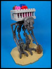 C.O.L. Porter (Karf Oohlu) Tags: lego moc mecha droid robot porter cargo