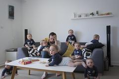 Quand ma femme me laisse seul avec Martin (Aurélien Rémond) Tags: duplicated duplicate clones clone baby bébé