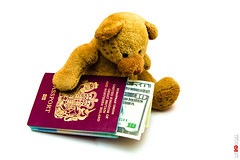 Travel Ted (BigRedTroll) Tags: us usa account animal bank banknote banking bear bill brown business cash color currency cute dollar economics exchange finance financial fluffy fund funding greenback mammal money nature note passport teddy teddybear toy travel vacation white