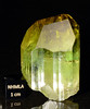 Elbaite (A Variety of Tourmaline)  NHMLA 55448 (Stan Celestian) Tags: elbaite tourmaline nhmla55448