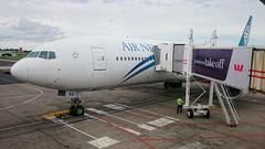 Nasz samolot do Nowej Zelandii | Our plane to New Zealand