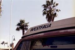 Westfalia (edwardconde) Tags: lifeguard film minolta c200 x570 fujicolor200 california santabarbara c41 carpinteria self processed aristac41kit