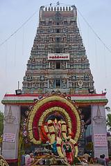 Marundheeswarar Temple -Panguni Utsavam 2017 (Kapaliadiyar) Tags: kapaliadiyar marundheeswarar temple adhikaranandhi thiruvanmiyur