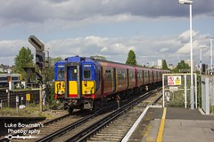 South West Trains Class 455859 (Luke Bowman's Photography) Tags: south west trains class 455 5859 455859 clapham junction