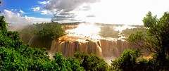 Foz do Iguacu | falls | UNESCO (flashpacker-travelguide.de) Tags: argentinien argentina brasilien foz de iguacu iguazu unesco wasserfälle falls nationalpark national park südamerika south america brazil weltnaturerbe world heritage high water hochwasser