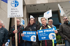 20170428_USW_Solidarity_Demonstration_Toronto_244.jpg (United Steelworkers - Metallos) Tags: manifestation demonstration usw d5 metallos union district5 syndicat glencore cezinc demo stockexchange toronto canlab