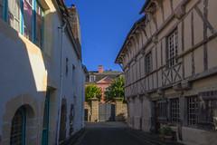 Hennebont (Faouic) Tags: france bretagne morbihan hennebont colombages maison rue