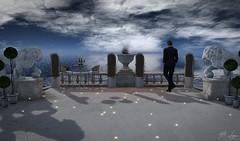 Resfeber (Broderick Logan) Tags: song lyrics halsey blue sky terrace second life secondlife sl virtual avatar noblecreations chezmoi