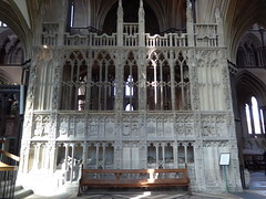 Prince Arthur's Chantry, Worcester Cathedral (Aidan McRae Thomson) Tags: worcester cathedral worcestershire medieval architecture gothic chapel