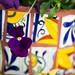 Macro Photography (walkerkp) Tags: pansys trencadis españa spain project52 2017project52 flowers purple yellow plants spring garden macrophotography macro fleur pottedflowers
