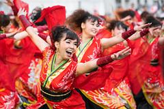 博多どんたく祭 (Peapotty) Tags: どんたく festival a7ii f4 祭 70200 g sony dance matsuri fe 博多 dontaku hakata fukuokashi fukuokaken japan jp