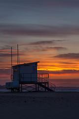 Lookout (Phil_J_123) Tags: dorset spray coastline sunrise poole photography harbourviewphotography dawn beach sandbanks seascape pjackson coast orange sea