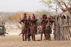Himbas, Kunene Region, Namibia/Angola (José Rambaud) Tags: tribal tribu himba namibia namib africa rural airelibre viaje travel traveler
