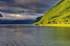 Norway, Sunn Lysefjord (gerard eder) Tags: landscape landschaft paisajes natur nature nationalpark mountains montañas gebirge berge europa europe world travel reise viajes norway sunnlysfjord fjord