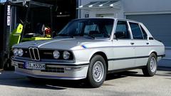 BMW E12 M535i (vwcorrado89) Tags: bmw e12 m535i 5er 5 series reihe m5 535 535i m bbs mahle