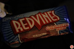 144/365 - Red Vines, The Original (hello.sylvi) Tags: candy snacks redvines moviesnacks