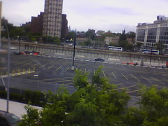 Record by Always E-mail, 2013-05-25 19:01:43 (atlanticyardswebcam03) Tags: newyork brooklyn prospectheights deanstreet vanderbiltavenue atlanticyards forestcityratner block1129
