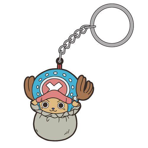 『海賊王』超Q的「拎」起來吊飾鑰匙圈~