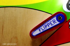 Flipper (Eric D Arnold) Tags: game classic vintage ball pin arcade paddle pinball flipper