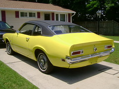 1970 Ford Maverick (splattergraphics) Tags: ford 1970 maverick glenburniemd