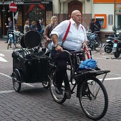 (HansLigtvoet) Tags: street leica amsterdam bicycle raw streetphotography urbanarte stphotographia