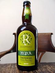 Renaissance Marlborough Pale Ale (knightbefore_99) Tags: newzealand india beer real bottle cerveza ale craft pale imperial hop renaissance camra pivo rakau