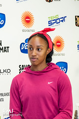 Brianna Rollins at Savo Games 2013