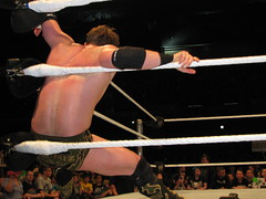 The Miz (Snerkie) Tags: wrestling australia adelaide wrestler wwe themiz