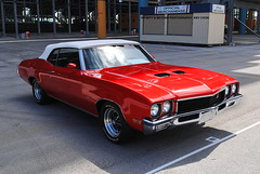 Buick Gran Sport (Infinity & Beyond Photography) Tags: red classic car sport buick muscle convertible american gran ragtop worldcars