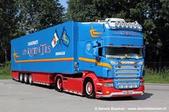 Scania R-series Klein & Fils (legotrucks) Tags: dennis v8 highline scania lopik r500 topline r560 bosman r620 r580 rseries r730 nogharder